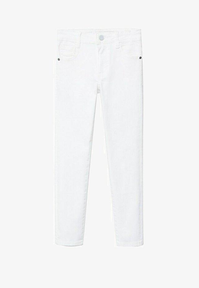 PERU - Jeans slim fit - wit