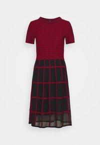 Marc Cain - Day dress - burgundy - 0