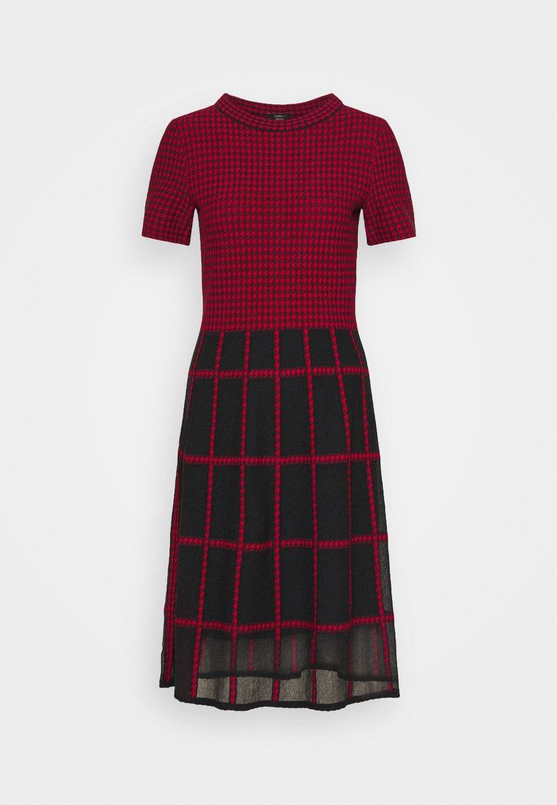 Marc Cain - Day dress - burgundy
