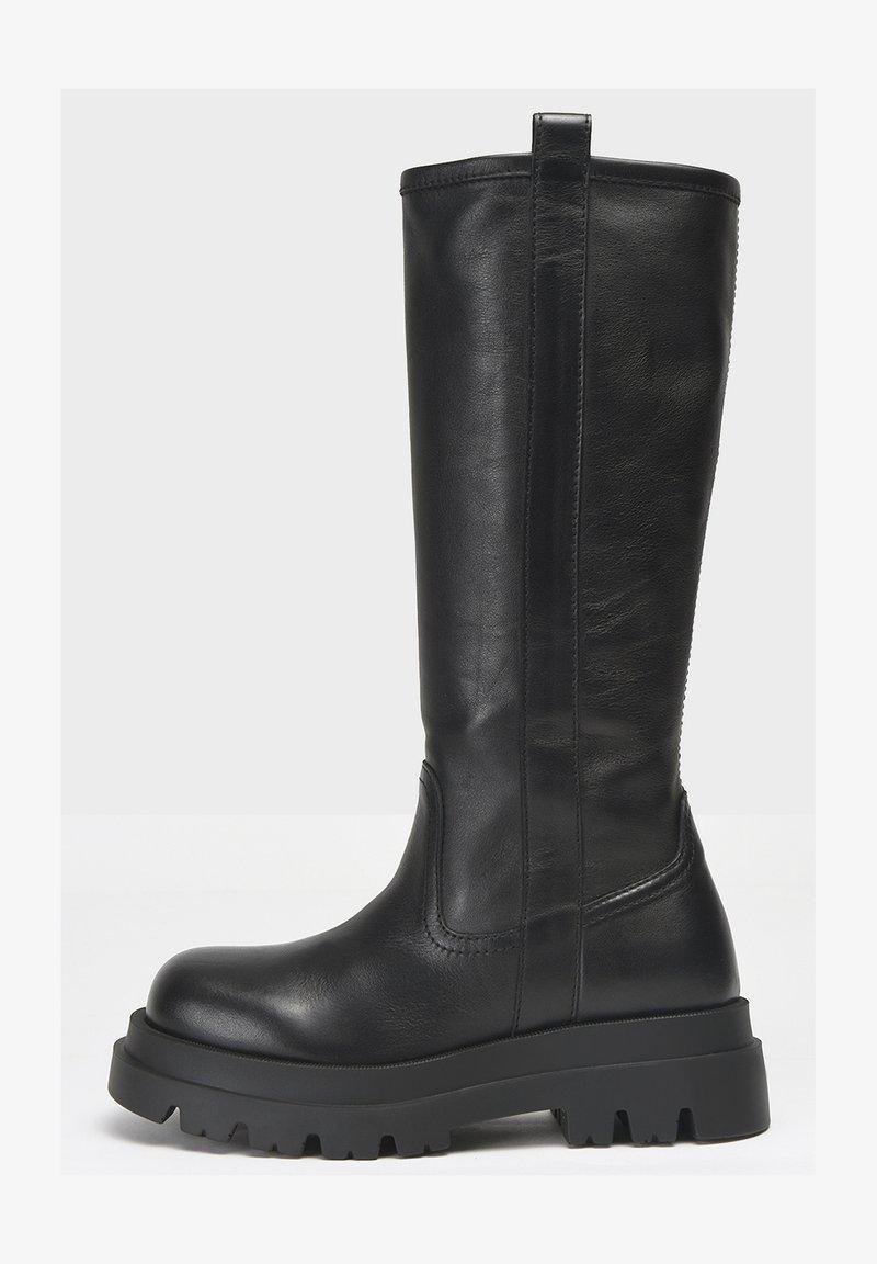 Inuovo - Platform boots - black blk