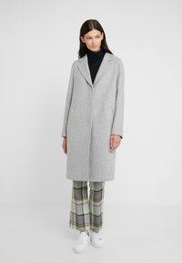 BOSS - OLUISE - Classic coat - silver - 0