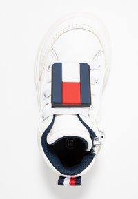 Tommy Hilfiger - Sneakersy wysokie - white - 1