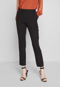 Pieces - PCBOSS ANKLE PANT  - Trousers - black - 0