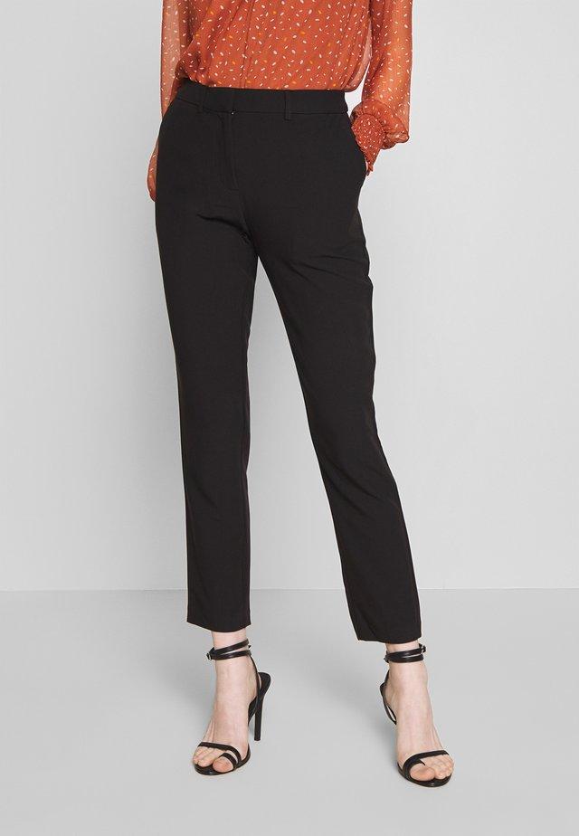 PCBOSS PANT  - Pantalon classique - black