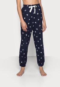 GAP - Bas de pyjama - navy - 0