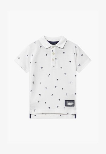 SMALL BOYS POLO PALM TREE