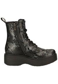IGI&CO - Platform ankle boots - grey - 6