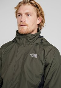The North Face - EVOLUTION II TRICLIMATE 2-IN-1 - Hardshelljacka - new taupe green/black - 5