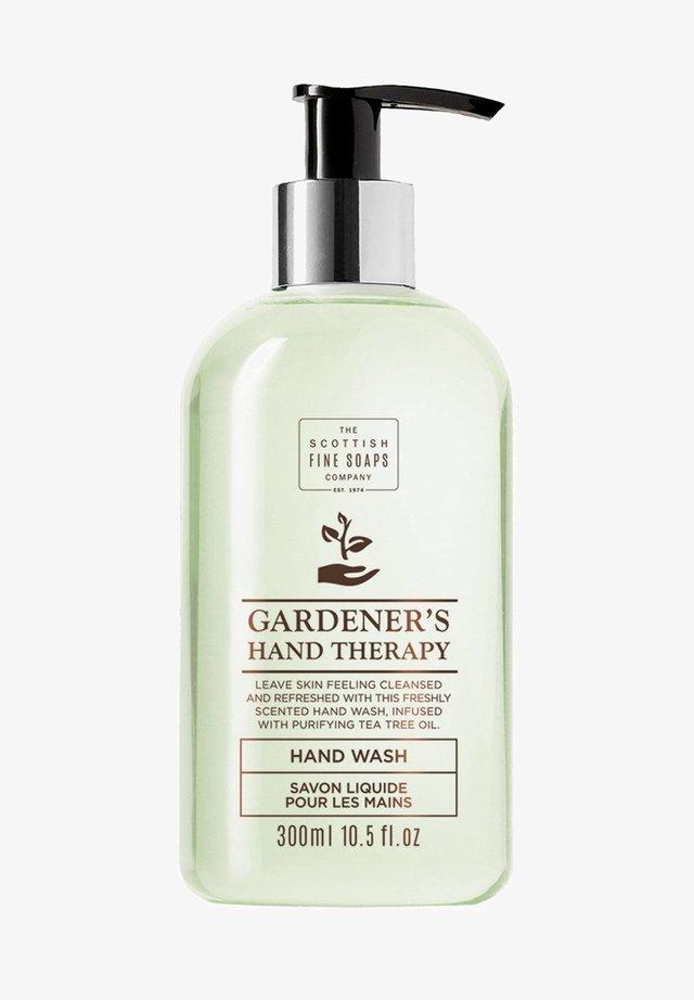 GARDENER'S HAND THERAPY HAND WASCH SEIFE 300 ML - Liquid soap - -