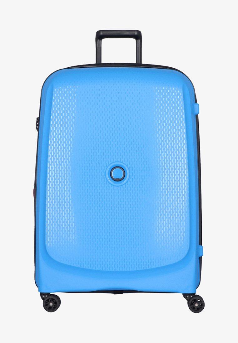 Delsey - BELMONT PLUS  - Wheeled suitcase - metallic blue