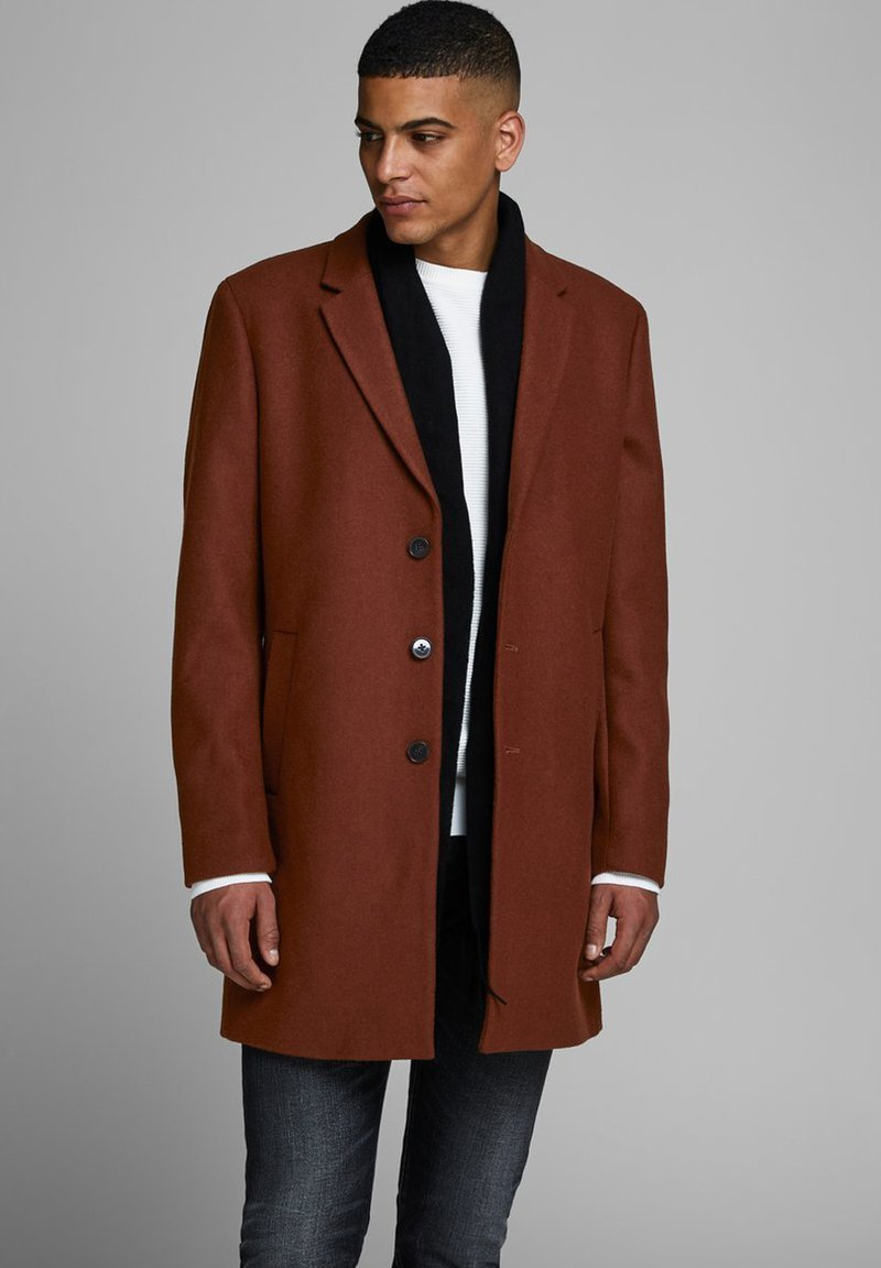 Jack & Jones PREMIUM - JPRMOULDER  - Short coat - brown