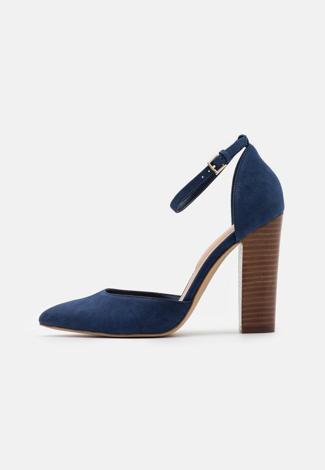NICHOLESD - High Heel Pumps - navy