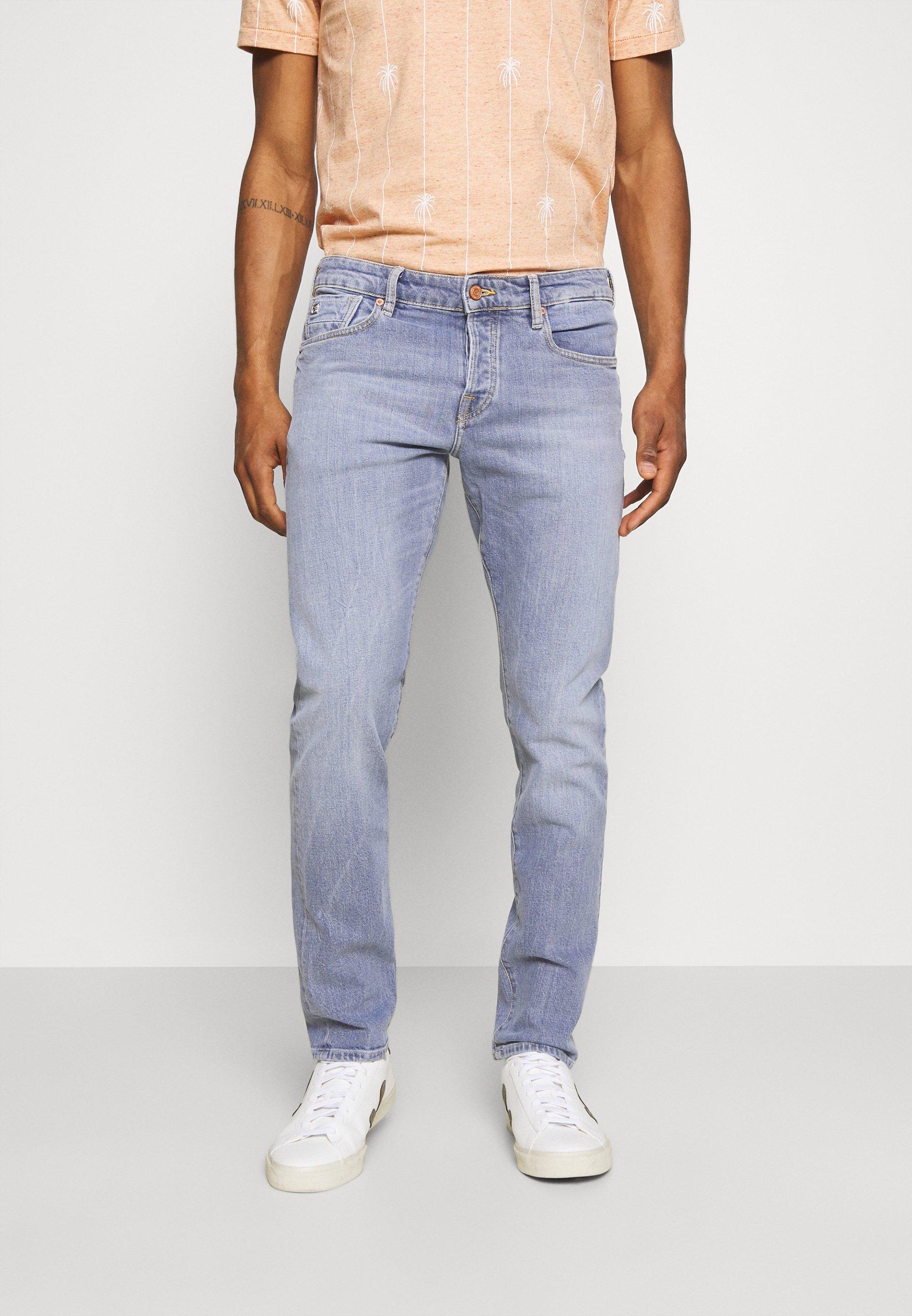 Men POP OF SMOKE - Slim fit jeans