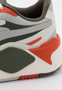 Puma Golf - RS-G - Golfové boty - vaporous gray/thyme/pureed pumpkin - 5