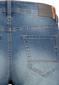 Sublevel - Denim shorts - dark-blue - 4
