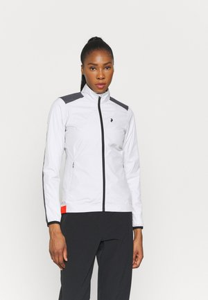 CANYATA WIND JACKET - Training jacket - antarctica deep earth