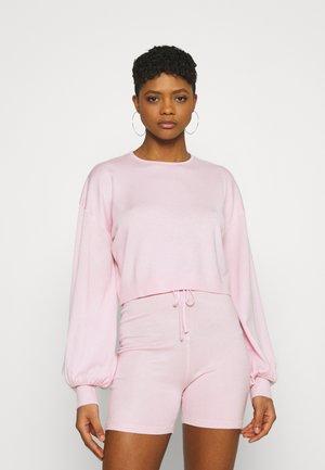 SET - Jumper - pink