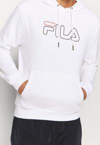 Fila - LABAN - Hoodie - bright white - 6