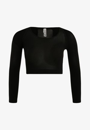 ARM TIGHTS  - Hemd - very black