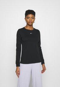 Nike Sportswear - TEE - Camiseta de manga larga - black - 0