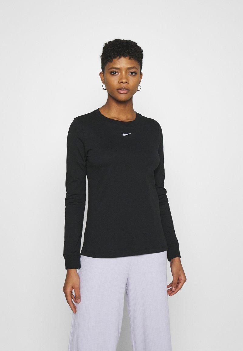 Nike Sportswear - TEE - T-shirt à manches longues - black