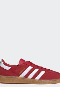 adidas Originals - Scarpe skate - red - 5