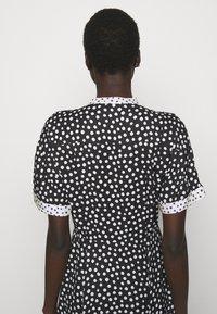MAX&Co. - CABINA - Shirt dress - black - 6