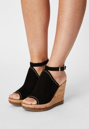 ANTALYA - Sandals - noir