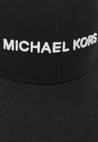 Michael Kors - CLASSIC LOGO UNISEX - Cap - black - 3