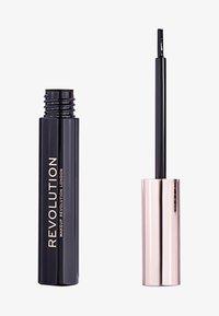 Make up Revolution - BROW TINT - Eyebrow dye - taupe - 0