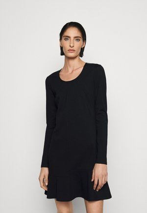ABITO DRESS - Robe en jersey - nero