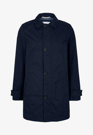 Short coat - sky captain blue