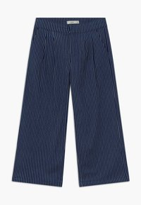Name it - NKFATURLI CULOTTE - Straight leg jeans - dark blue denim - 0