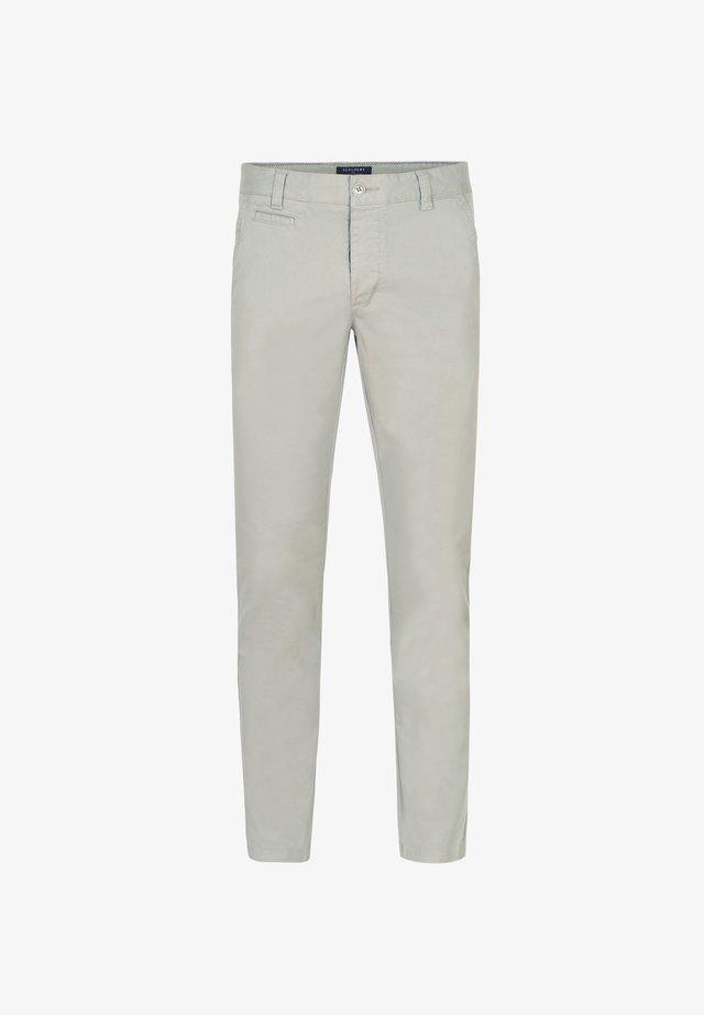 Pantalones chinos - light khaki