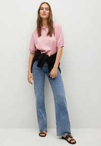 Mango - NURIET - Polo shirt - roze - 1