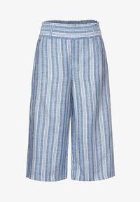 Street One - MIT WIDE LEGS - Trousers - blau - 3