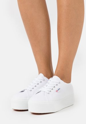 2790 UP & DOWN - Sneakers laag - white