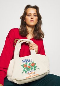 See by Chloé - TILLY TOTE - Tote bag - cement beige - 0
