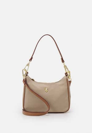 HOUSTON MINI HOBO - Across body bag - light taupe