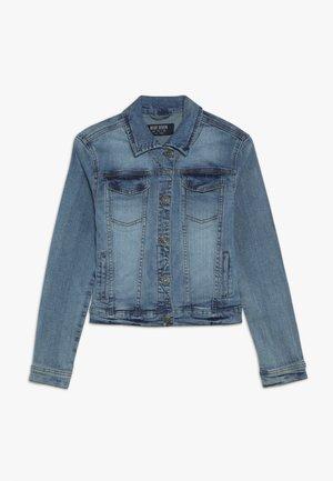Jeansjakke - blau