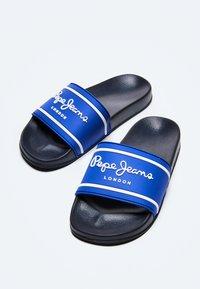 Pepe Jeans - Pool slides - lagoon - 2