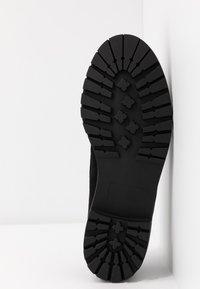 New Look Wide Fit - WIDE FIT JUNKER - Slip-ons - black - 6