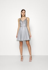 Swing - Cocktail dress / Party dress - silver gray - 1