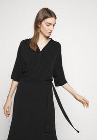 By Malene Birger - ALTEA - A-line skirt - black - 3