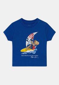 Polo Ralph Lauren - Print T-shirt - sapphire star - 0