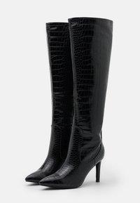 BEBO - TRIBUTE - High heeled boots - black - 2