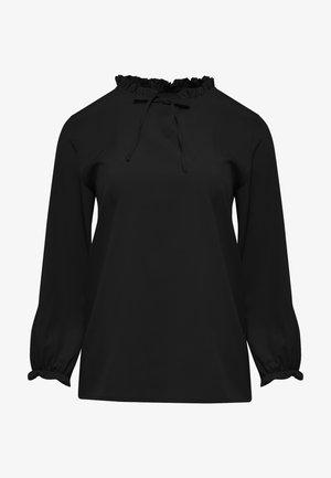 Camicetta - schwarz