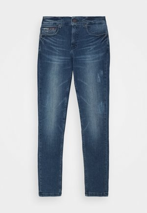 SPENCER SLIM - Džíny Slim Fit - denim