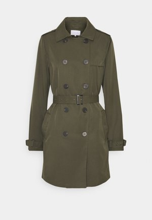VIMOVEMENT TRENCHCOAT - Prochowiec - forest night