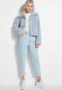 Guess - Winter jacket - blue - 1